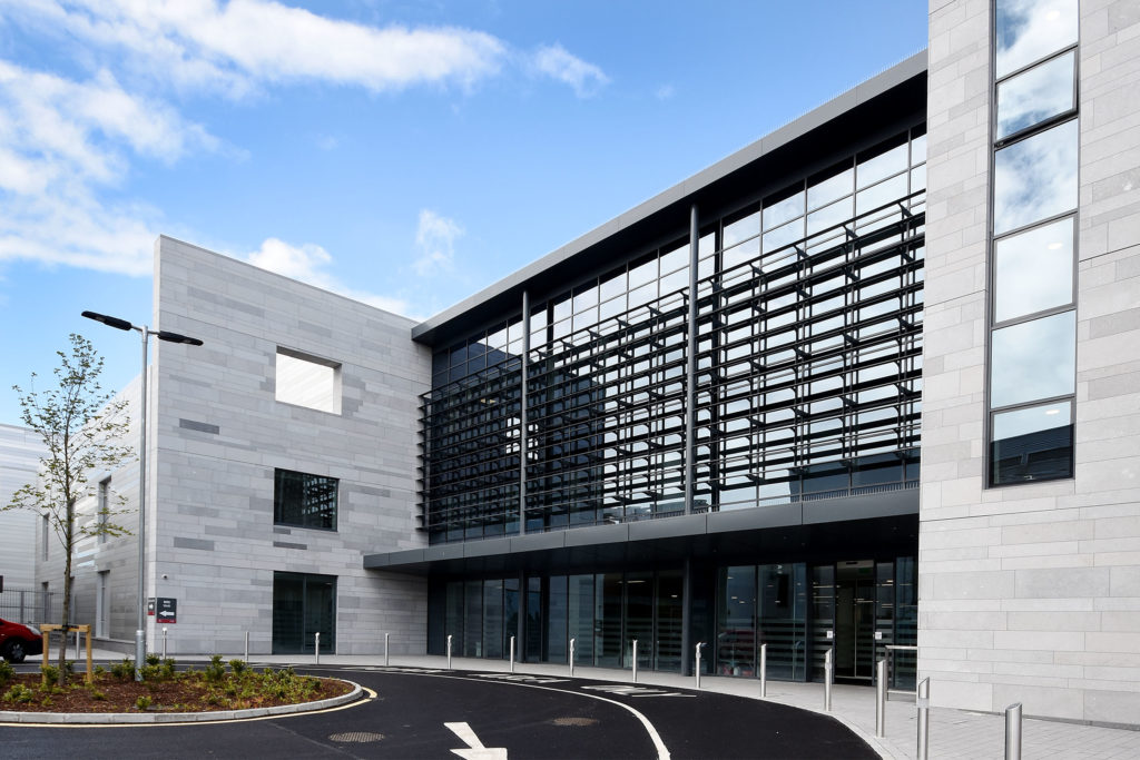 No Repro Fee New Oncology Department, Cork University Hospital. Pic John Sheehan
